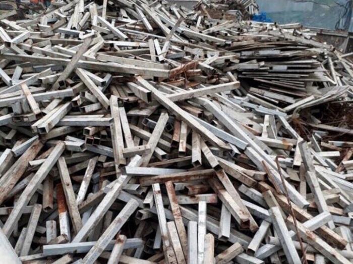 tái chế nhôm phế liệu