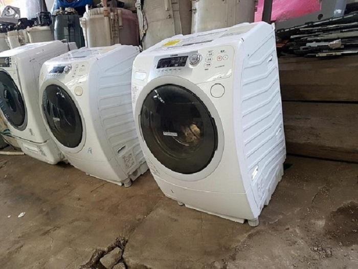 thu mua máy giặt cũ